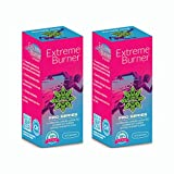 Best Burner Fat pour les femmes - Cvetita Herbal,2 x Extreme Burner,Fat Burner,Brûleurs de graisses Review