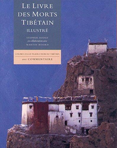 Le livre des morts tibétain illustré par Stephen Hodge