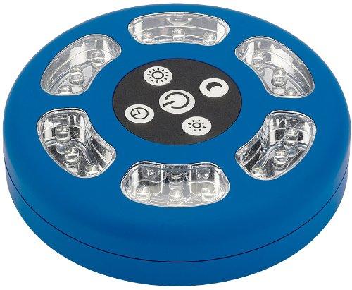 Draper 03034 18 LED Lampe de travail avec Timer et 4 Piles AAA (Fournies) (Import Grande Bretagne)