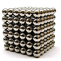 5MM  216 buckyballs magnetic educational toys bucky ball magnetic force magic Rubiks cube  MF045