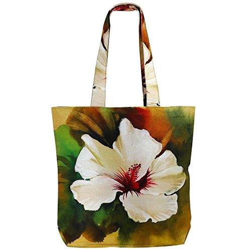 Imprimé numérique, polyvalent Fashion Shopping Bag Taille - H-40 x W-35 cm, 25 cm - Sangles