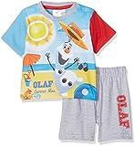 Walt Disney Baby - Jungen Einteiler 29123SAZ, Grigio (Grigio