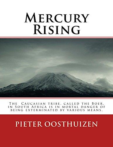 Mercury Rising (English Edition) por Pieter Oosthuizen