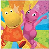 Backyardigans Small Napkins (16ct)
