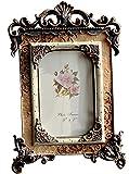 Giftgarden Bilderrahmen Shabby chic 13x18 antiker Dekorahmen Fotorahmen