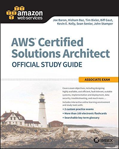 AWS Certified Solutions Architect Official Study Guide: Associate Exam (English Edition) por Joe Baron