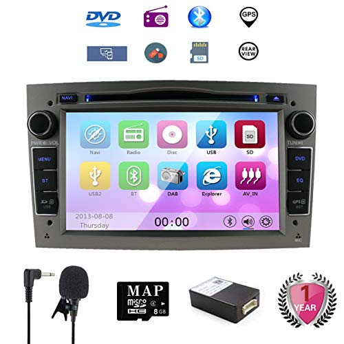 "NVGOTEV 7"" Car Stereo Car DVD CD Player SAT Navi GPS for sale  Delivered anywhere in UK"