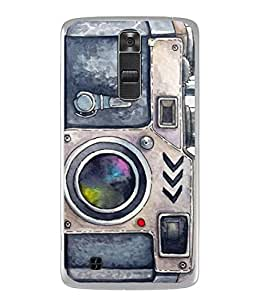 PrintVisa Designer Back Case Cover for LG K7 :: LG K7 Dual SIM :: LG K7 X210 X210DS MS330 :: LG Tribute 5 LS675 (Each Other First Decide Get Married Mail– Email; I'Ll Send You Mail Mail IdEmail)