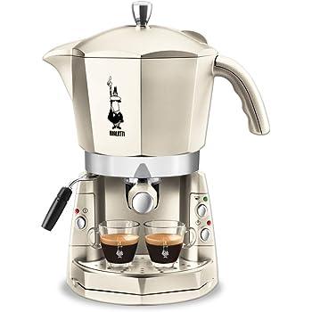 Bialetti Mokona Bianca, Macchina del caffè, sistema aperto