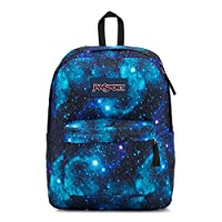 JanSport Unisex-Adult Superbreak Backpack, Galaxy - JS00T501