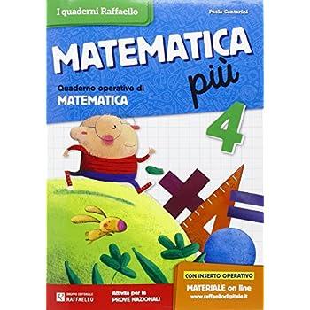 Matematica Più. Per La Scuola Elementare: 4