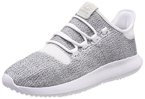 Adidas tubular shadow, scarpe da fitness uomo, bianco (ftwbla/griuno/ftwbla 000), 42 2/3 eu