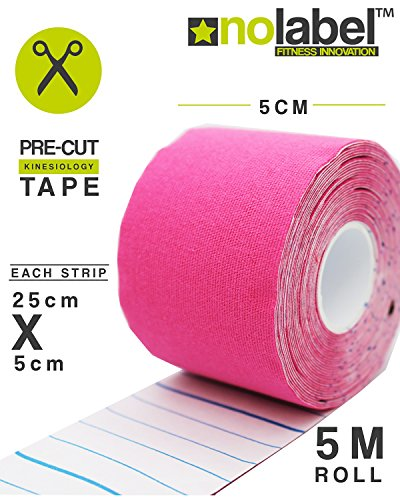 pink-kinesiology-tape-pre-cut-4-colours-5m-sports-tape-for-knee-shoulder-elbow-ankle-back-neck-water