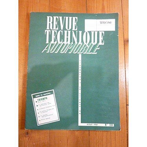 Rta-revue Techniques Automobiles - TR2 TR3 Revue Technique Triumph Etat - Bon Etat