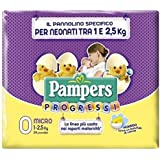 Pampers - 81374899 - New Baby Couches - Taille Micro - 1-2,5 kg - Paquet x 24 Couches