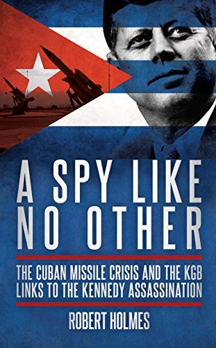 A SPY LIKE NO OTHER Cover Image