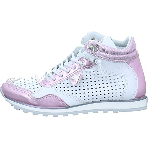 Cetti Damen Sneaker Hi C1048 Rosa