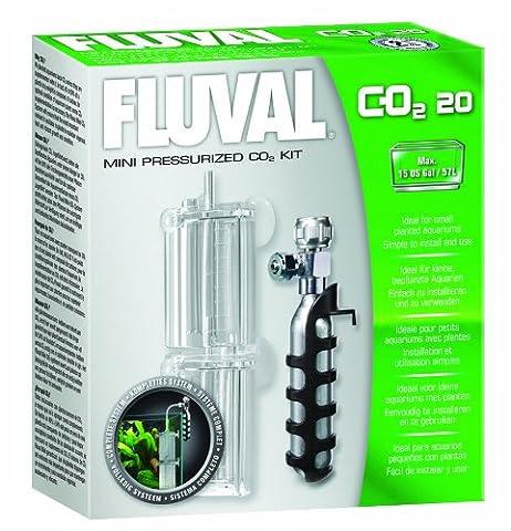 Fluval CO2 Kit 20g Pressurised