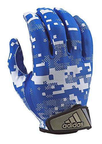 adidas FilthyQuick Digital Receiver American Football Handschuh, royal-blau, Gr. XL