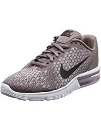 Nike AIR MAX THEA (PSE) - Baskets Fille, Violet, 29.5