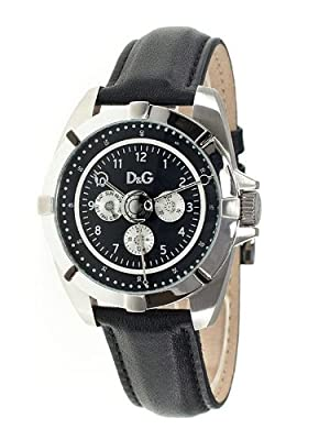 D&G Dolce&Gabbana Men's watch Chalet DW0607