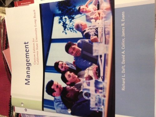 Management (10th Edition) (Custom Edition for California State University of Long Beach)