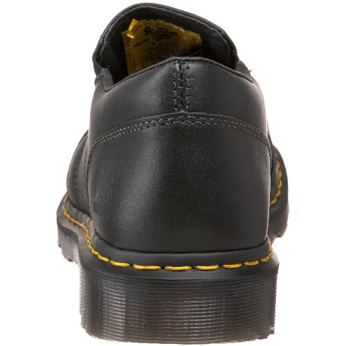 Dr. Martens Mens Resistor St ESD Steel Toe Shoe Black