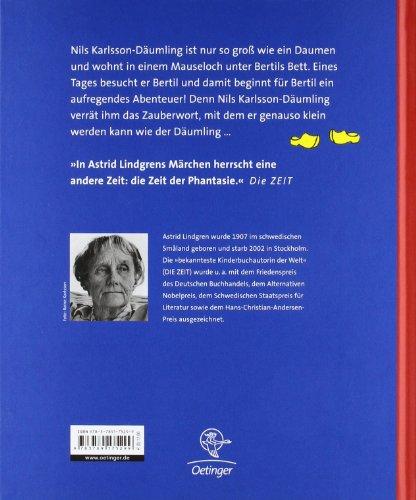 Nils Karlsson-Däumling: Alle Infos bei Amazon