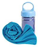 Omenex Cooling Towels Cool Gym Workout Yoga Towel for Neck Wrap Headband Sports