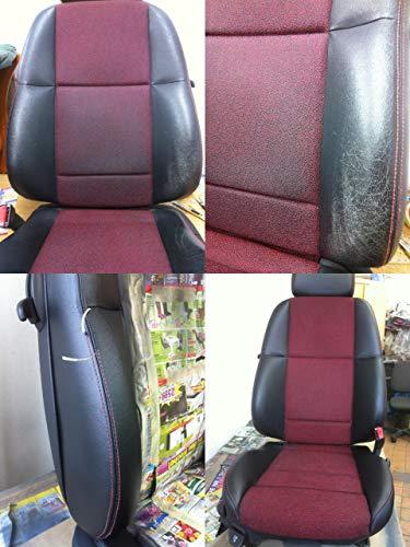 Lederfarbe schwarz für BMW, Mercedes, Porsche, VW, Volvo