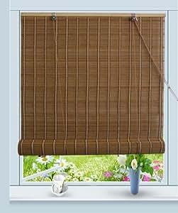 Buy Asian Home Bamboo Roll Up Window Blind Sun Shade W 32