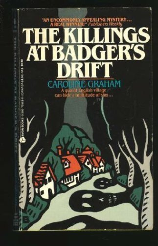 Book cover for The Killings at Badger's Drift