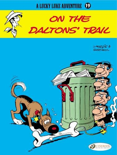 Lucky Luke - tome 19 On the Dalton's Trail (19)