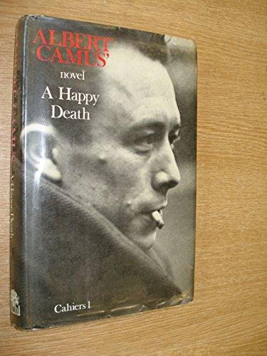 A Happy Death Albert Camus Pdf