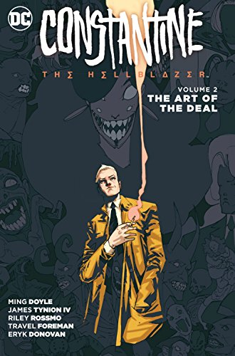 Constantine: The Hellblazer Vol. 2: The Art of the Deal