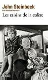 STEINBECK John Les raisins de la colère Folio 1988 A+L