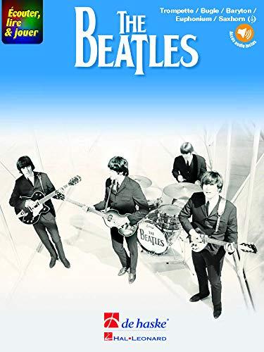 Écouter, lire & jouer - The Beatles - BOOK+AUDIO-ONLINE par  De Haske Publications