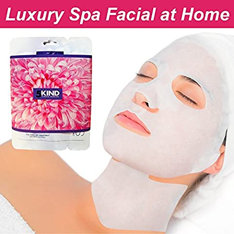 Collagen Face Mask For Both Face And