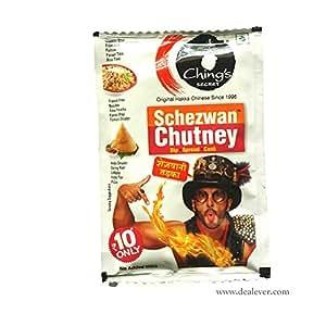 Chings Secret Schezwan Chutney (Pack Of 10)