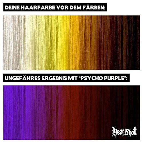 , Farbe:Psycho Purple, Größe:150 ml