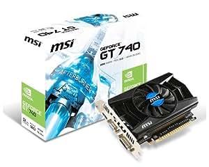 MSI N740-2GD5 NVIDIA GeForce GT 740 2GB graphics card