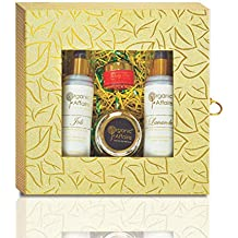 Organic Affaire Face Care Gift Set - Majestic Aura (Pack of 4)