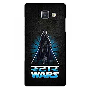 Bhishoom Designer Printed Back Case Cover for Samsung Galaxy A5 (6) 2016, Samsung Galaxy A5 2016 Duos, Samsung Galaxy A5 2016 A510F A510M A510Fd A5100 A510Y, Samsung Galaxy A5 A510 2016 Edition (Starwars Quirky Indian Desi Text)