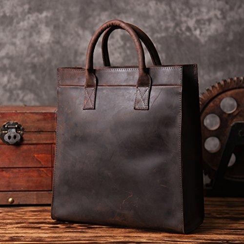 männer die handtasche einer schulter schräg retro - minimalistischen tasche C