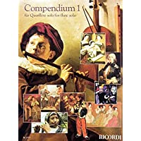 Compendium 1–arrangiate per flauto traverso [Note (Cantabile Flauto)