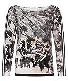 MONARI Damen Shirt Langarm schwarz (15) 40