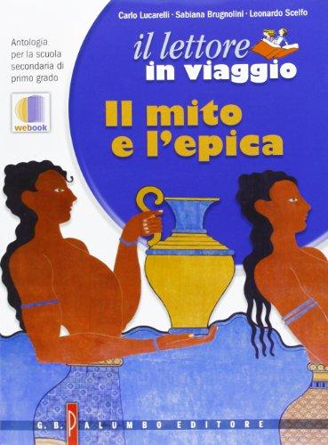 Il lettore in viaggio. Con espansione online. Per la Scuola media. (tomo A + B)  Con DVD-ROM: 1