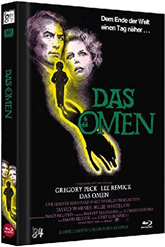 Das Omen [Blu-ray] [Limited Collector's Edition] [Limited Edition]