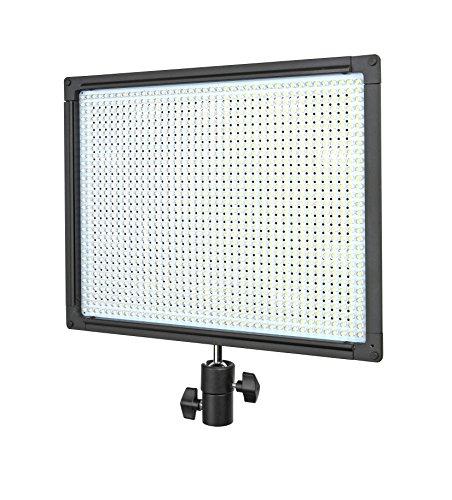 Bresser F001803 SH-1200 Slimline LED Flächenleuchte (72 Watt,5600LUX)