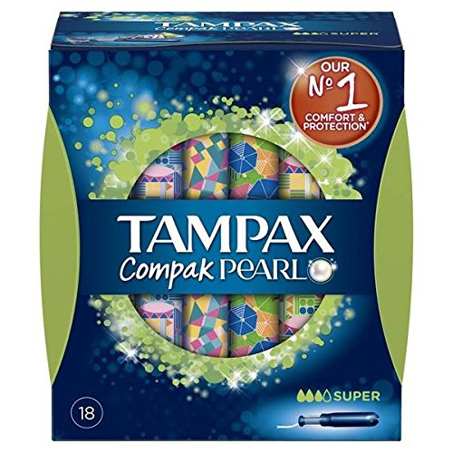tampax-compak-pearl-super-x18-prix-unitaire-envoi-rapide-et-soignee